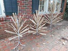 """55 new Paper sleeves 16""""L and 1.5""""W for vintage aluminum Christmas trees"""
