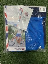 BNWT Team GB Ladies Cycling Padded Shorts UK Size Small 8-10