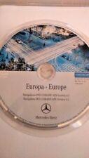 MERCEDES MAPPE ITALIAEUROPA DVD CARTOGRAFICO 0609