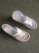Hurlun Ladies Thong Sandal In Beige Size Eu36 Uk3