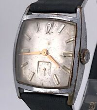 Cauny Prima Cal. FEF290 Working Vintage Watch Hand Manual Winding 29 mm 3WC