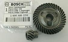 1600A0022W Gear Unit GWS1000/1400, PWS9-125, PWS10/13-125CE GWS 7-115/9-125 ....
