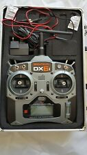 Spektrum DX6i DSM2 2.4GHz Transmitter With Case,Instructions & A Battery Charger