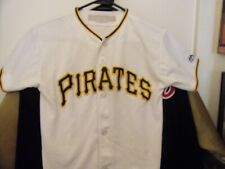 Pittsburgh Pirates # 22 Andrew McCutchen Button Front Cool Base Baseball Jersey