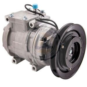 Air Compressor for Toyota Landcruiser HZJ105 4.2L 1HZ A/C AC Compressor 10PA15L