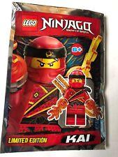 Lego Ninjargo Kai Mini Figure Polybag