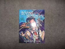 Part Time Gods RPG Divine Instruments