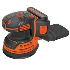 Black and Decker BDCRO20C 20-Volt 12,000-Opm Cordless Random Orbit Sander Kit