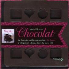 mini-délices au chocolat   coffret Pantaleoni  Lucia Occasion Livre