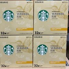 New listing Starbucks Veranda Blend Blonde Roast K-Cup Coffee128 Pods for Keurig 5/31/2020