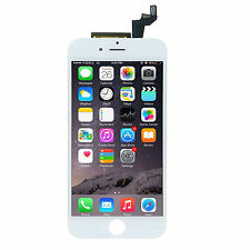 White Full Touch Screen Digitizer LCD Display Assembly For iPhone 6S 4.7''