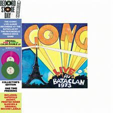 GONG LIVE 1973 BATACLAN DOPPIO VINILE LP COLORATO RECORD STORE DAY 2019 NUOVO