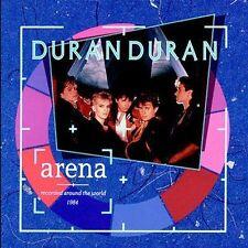 DURAN DURAN - ARENA - LIVE CD W/2 BONUS TRACKS RIO AND GIRLS ON FILM!