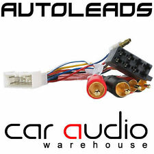 PC9-406 Toyota MR2 1985-1991 Car Stereo Amplified Amp Bypass Wiring Harness