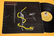 SYNERGY CORDS LP 1°ST ORIG USA 1978 EX AVANTGARDE EXPERIMENTAL