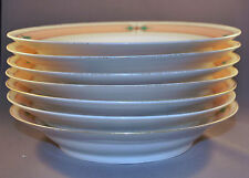 Haviland France Soup Bowl Set of 7 from 1907