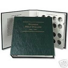 LITTLETON Kennedy Half Dollar 1964-1987 Volume One Album LCA49