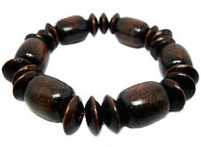 M1003 charm women wooden bead chain stretch bracelet hot sell jewelry