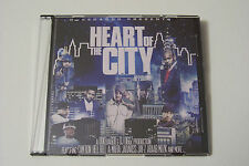 DUKEDAGOD - THE HEART OF THE CITY MIXTAPE CD (Raekwon Birdman Raw Dogs Jadakiss)