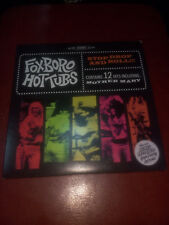 FOXBORO HOT TUBS stop drop Japan mini lp CD Green Day