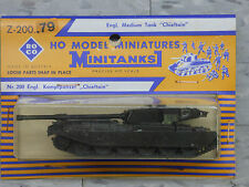 Roco Minitanks  (NEW) Modern British Chietain Medium Tank  Lot 152K