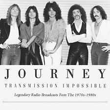 Journey-Transmission Impossible  CD NEW