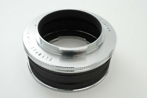 [Mint] Olympus Pen F FT extension tube ring set from Japan #171