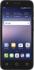New Alcatel Ideal Ot-4060A 4G Lte 8Gb At&T Gsm Unlocked Black Smartphone