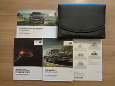 BMW X5 Owners Handbook/Manual and Pack 13-17