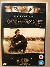 Dances With Wolves DVD 3-Disc Box Set Western Classic Director's Cut Extended