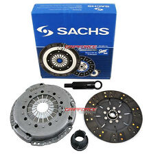 SACHS OEM COVER-ORGANIC DISC CLUTCH KIT for 96-99 BMW M3 3.2L E36 S52 5-SPEED