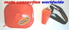 TWIN AIR AIRBOX WASH COVER & RFX EXHAUST WASH BUNG WITH LANYARD KTM SXF350 2017