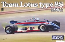 Ebbro 1 20 Team Lotus tipo 88 1981 Essex