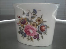 English china Vintage Royal Worcester Cigaretter holder, Toothe pick holder.