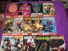 Superior Spider-Man #9-21 Complete Set Run Plus Annual #1 Marvel Comics VF/NM
