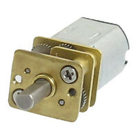 DC 6V 60 RPM High Torque Electric Replacement Gear Box Motor M4L0