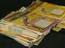 COMPLETE SET Newnes Home Mechanic 32 Weekly Parts 1930s