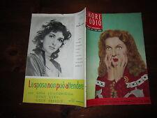 CINEROMANZO I ROMANZI DELLO SCHERMO N°4 AMORE E ODIO MAR.1955 DI MARCO VISCONTI