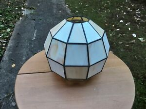 Beautiful Tiffany Style Hanging Pendant Stained Glass Ceiling Light Shade-Home
