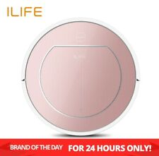ILIFE V7s Plus  Robot  Vacuum Cleaner  with Self-Charge Wet Mopping for Wood.