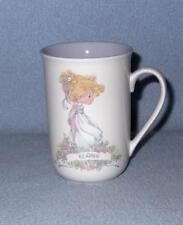 Enesco Precious Moments Elaine Mug Cup 1990