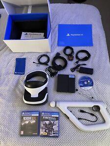 ps4 vr headset bundle