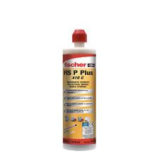 Tassello Ancorante Chimico Fischer FIS P PLUS 410 C Resina poliestere 410ml