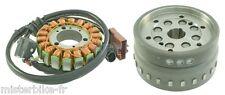 Stator +rotor d'allumage 18 Pôles Gilera Fuoco 500 4V 2013>/Piaggio MP3 400