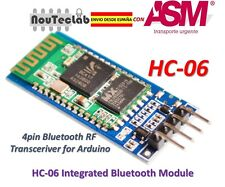 HC-06 Bluetooth Serial Transceiver Module Slave Master RS232 HC06