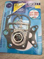 Honda C90 Cub Top End Gasket Set /  Kit -  85cc 1984-2003 HA02 12 Volt