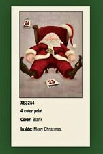 Two Boxes Fas Holiday Cards -Total of 30 Cards/32 Envelopes Your Choice
