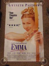 Gwyneth Paltrow Emma Original Rolled One-Sheet Poster M7805