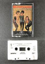 Exposé - Exposure (1987, Cassette)