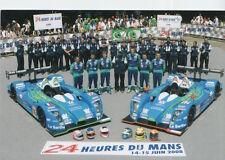 Pescarolo Sport Racing PROMO carte Le Mans 2008.
